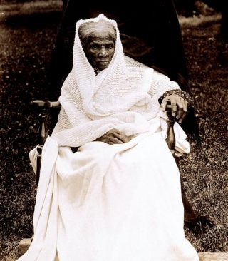 Harriet Tubman rond 1910