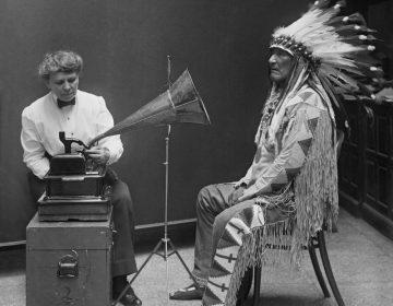 Interview met een opperhoofd (1916)