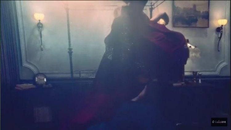 Still uit de videoclip van Beyoncé