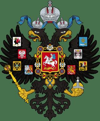 Wapen van het Huis Romanov