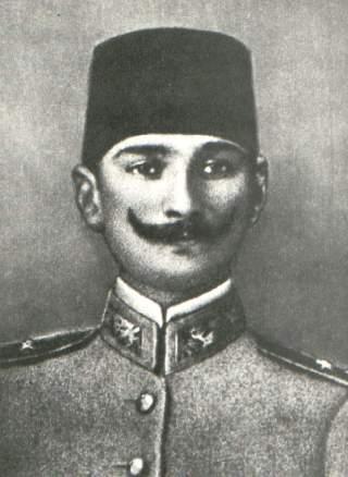 Atatürk in 1906