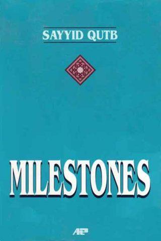 Engelse cover v.h. boek Mijlpalen