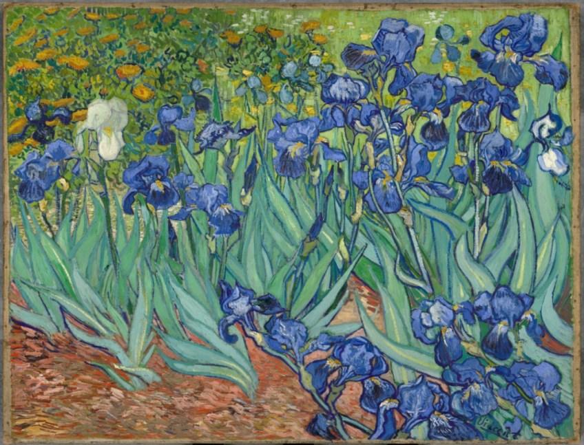 Irissen, 1889