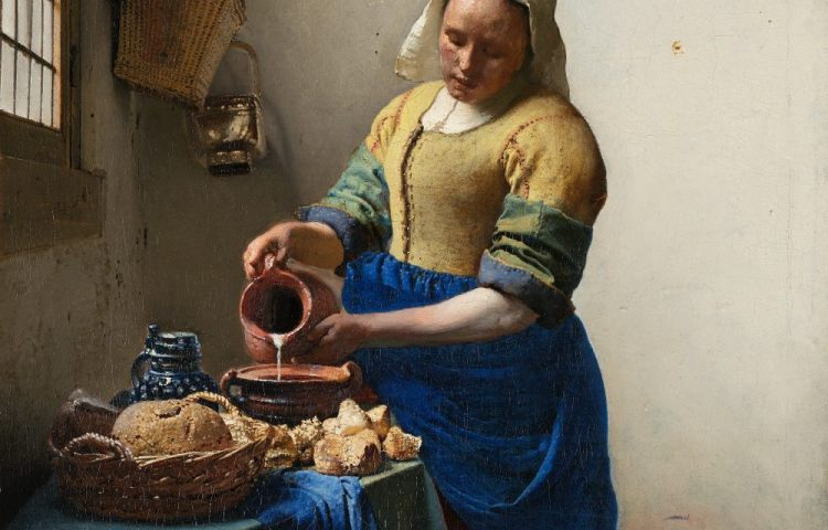 Het melkmeisje (1658-1661)