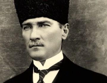 Mustafa Kemal Atatürk (1881-1938) – Stichter seculier Turkije (wiki)