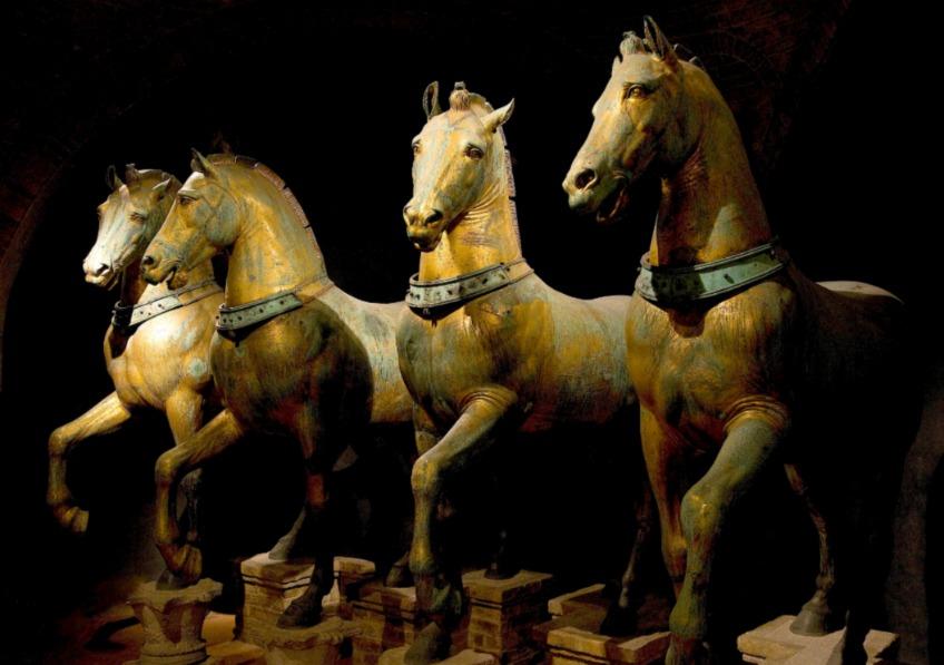 Paarden van San Marco - cc