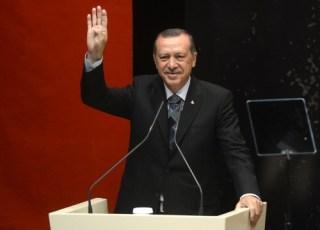 Recep Tayyip Erdogan - wiki