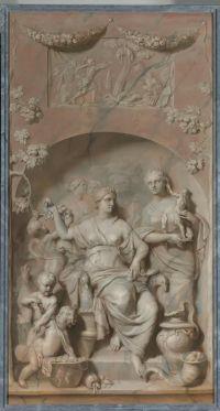 Gerard de Lairesse, Allegorie op de Rijkdom, 1675-1683, olieverf op doek, Rijksmuseum, Amsterdam