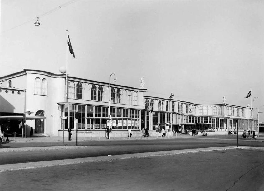 Station Utrecht CS, ca. 1939