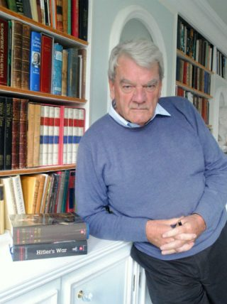 David Irving. Foto: wiki commons