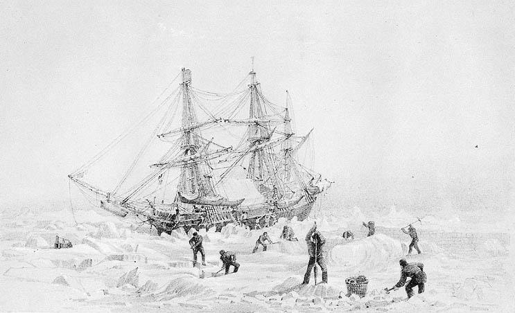 De HMS Terror