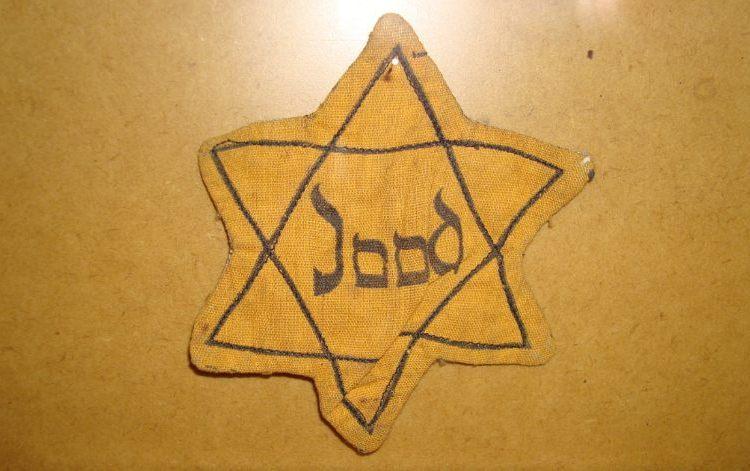 De Jodenster - Symbool van de Jodenvervolging (wiki)