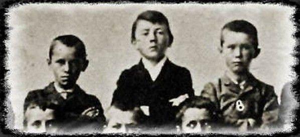 Hitler op de lagere school
