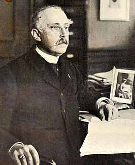 Kamerlid F.D. graaf Schimmelpenninck