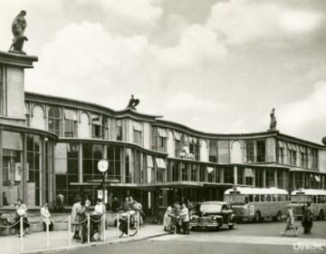 Utrecht CS, ca 1960