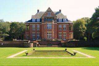 Villa Maarheze, voormalig hoofdkwartier van de IBD (bron Wikipedia)