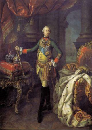 Peter III van Rusland