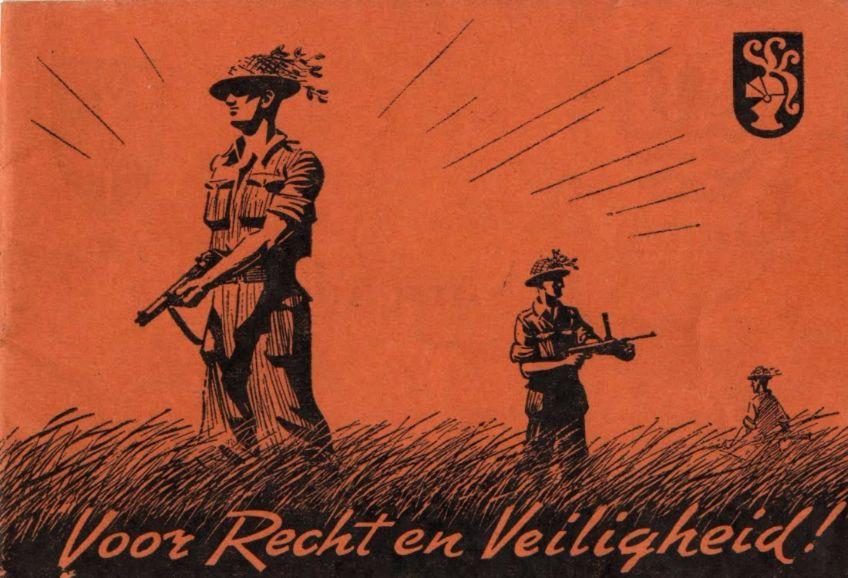 Rémy Limpach over de 'Brandende kampongs van Generaal Spoor'