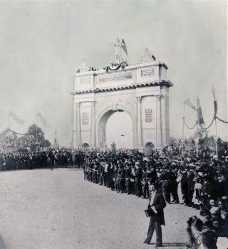 Roemeense troepen in 1878
