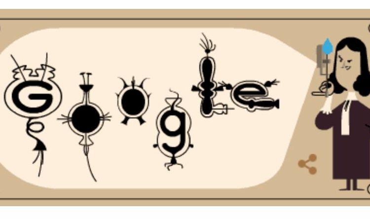 Google eert uitvinder Antoni van Leeuwenhoek