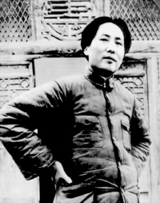 Mao in 1946