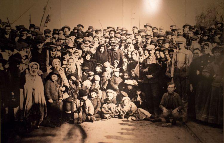 Nederlandse emigranten naar New York