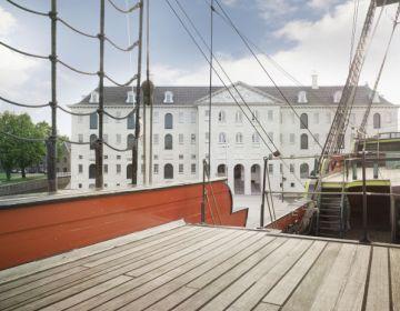 VOC-schip Amsterdam (Foto: Eddo Hartmann)