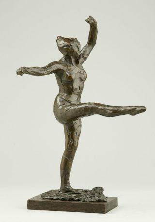 Degas - Kleine danseres, 1888