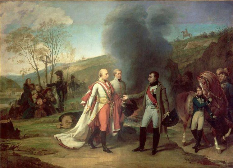 Napoleon aan het front, 1812