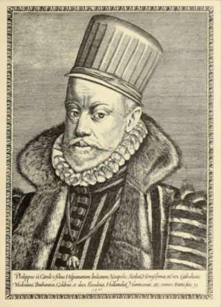 Koning Filips II