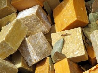 Natuurlijke zeep (sxc.hu)