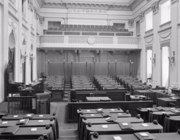 Oude vergaderzaal van de Tweede Kamer - cc