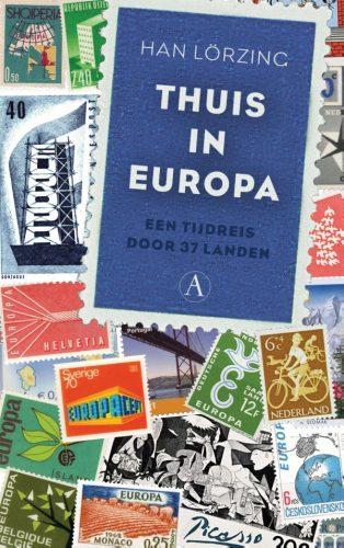 Thuis in Europa  Een tijdreis door 37 landen