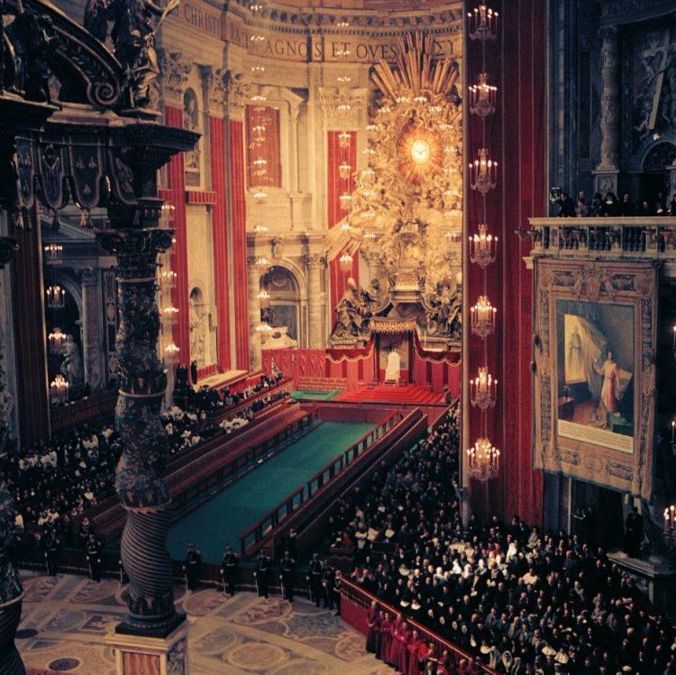 Tweede Vaticaanse Concilie - cc