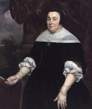 De Ruyters derde vrouw, Anna van Gelder (1668)