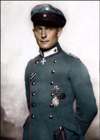 Hermann Göring in 1917