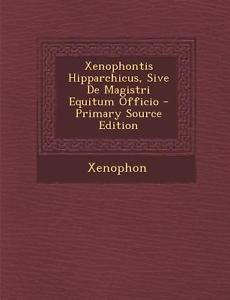 Hipparchicus - Xenophon