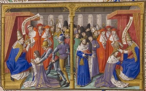 Kroning van Frederik II
