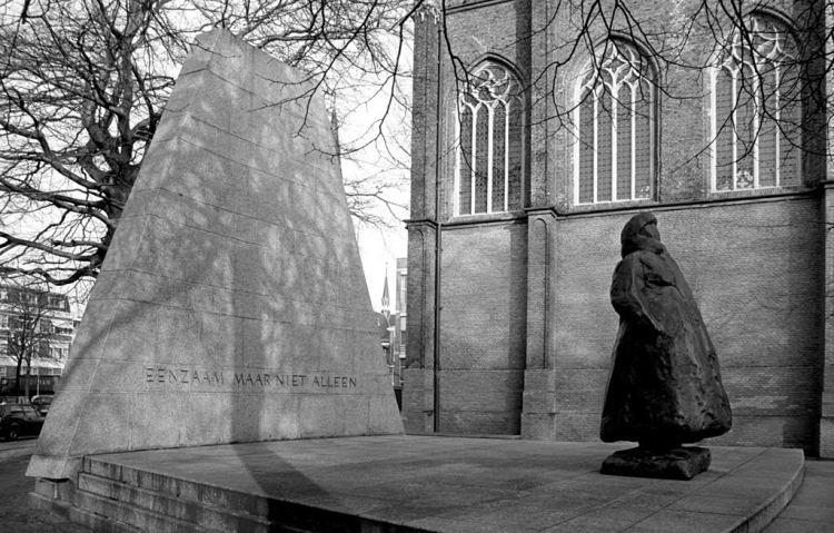 Prinses Wilhelmina - Eenzaam maar niet alleen © Henk Boudewijns