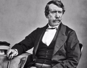 David Livingstone, door Thomas Annan