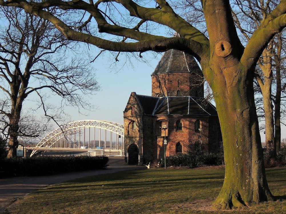 De Sint Nicolaaskapel (Valkhofkapel) in Nijmegen (Foto Robin Hoeks)