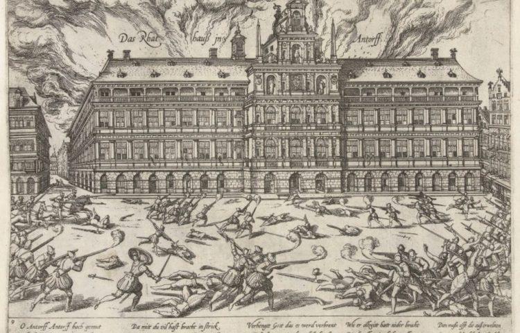 De Spaanse Furie in Antwerpen (4-7 november 1576)