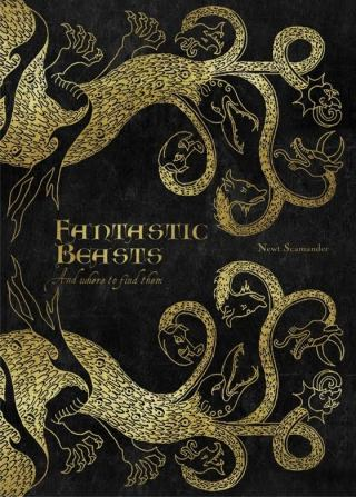 Fantastic beasts and where to find them, 1927 (1e fictieve druk) - harrypotter.wikia.com