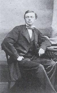 François Haverschmidt, alias Piet Paaltjens