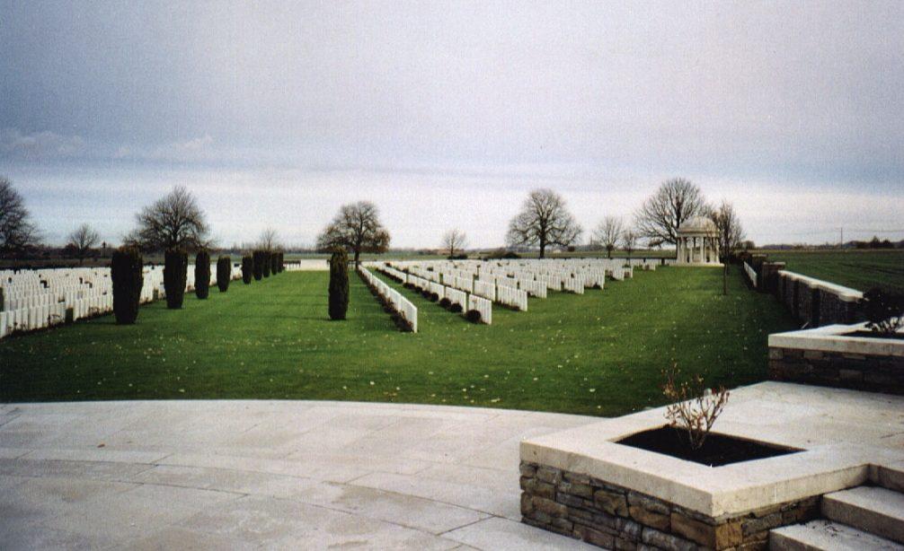 Frontlijn Eerste Wereldoorlog mogelijk werelderfgoed