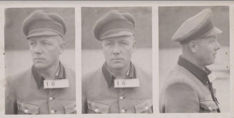 'Commandant Kamp Amersfoort ontspoorde volledig'