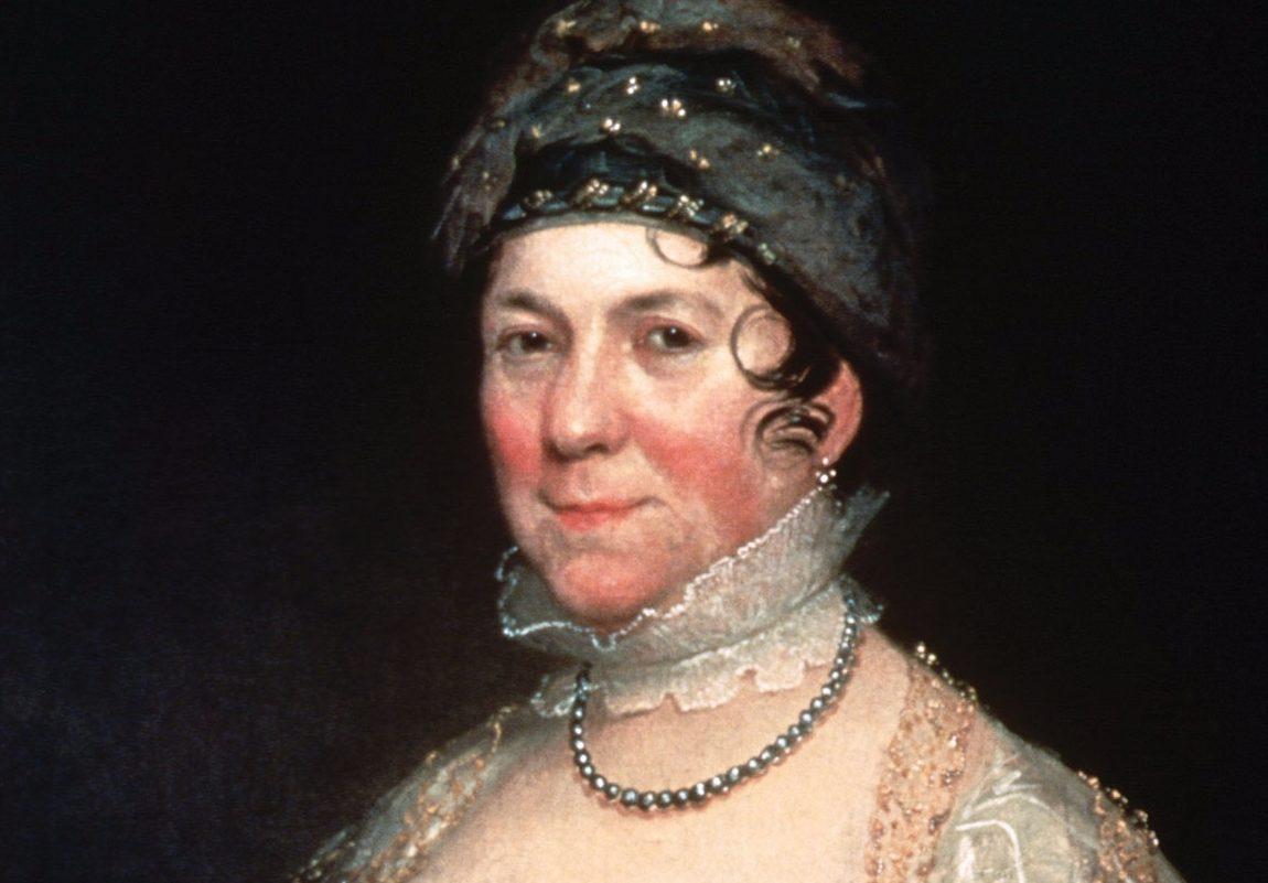 Dolley Madison (1768-1849) - De first lady die een bijzonder schilderij redde