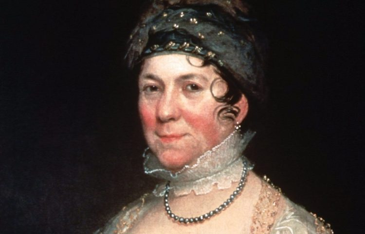 Dolley Madison (1768-1849) - First lady van de Verenigde Staten