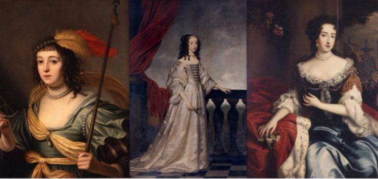 Johan de Witt en de stadhoudersvrouwen