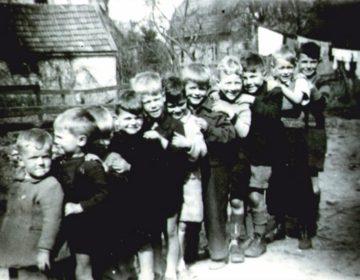 Joodse kinderen (detail cover)